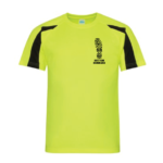 Contrast Performance T - neon-yellow - xs