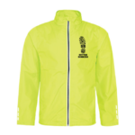 Unisex Lightweight Runners Jacket - yellow - xs